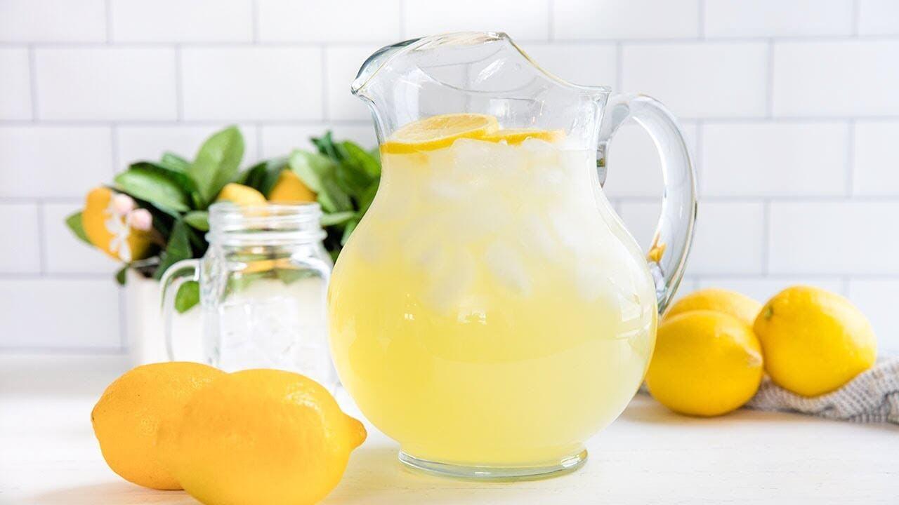 معرفی انواع لیموناد