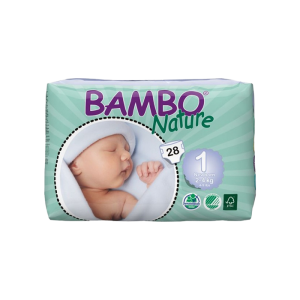 bambo diapers size 1