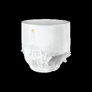 Canped diaper